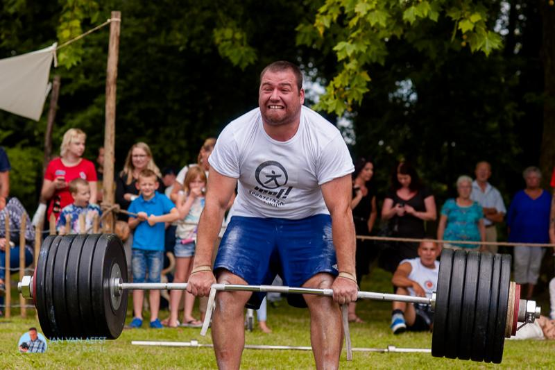 Celtic Strongest Men